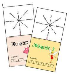 Jeux sur les classes grammaticales