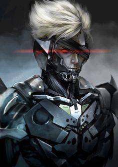 Re:Raiden 2014 by GreyRadian