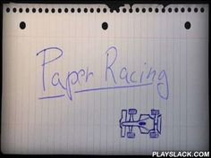F1 Paper Racing  Android Game - playslack.com , F1 Paper Racing - are races on a writing-book expanse of paper! In the game you can act to four players. appoint the path and the quality of a move and motion towards the complete, gathering  bonuses or hindrances. contestants, by the route, are also hindrances - so move all on your route. In the game there is an editor of representations, and it means that the game will bore you not soon.