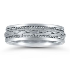 I really want a thumb ring like this. Don't know why, just obsessed right now!