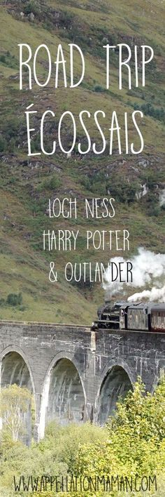 Road Trip écossais #2 : Nessie, Harry Potter et Outlander