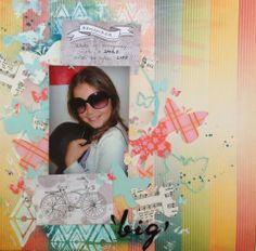 Life. Paper. Scrapbook. : April Sketch Challenge - Alexandra Polyzou