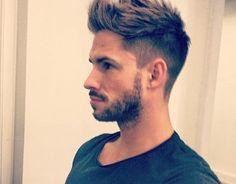Fotos de Cortes de Pelo Corto para Hombres. Si estás buscando cortes de pelo o peinados para ti que ...