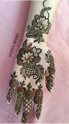 Rose Mehndi Designs, Latest Bridal Mehndi Designs, Henna Art Designs, Mehndi Designs For Girls, Modern Mehndi Designs, Dulhan Mehndi Designs, Mehndi Design Photos, Wedding Mehndi Designs, Mehndi Designs For Fingers