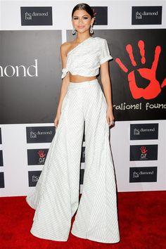 Zendaya Rosie Assoulin wide-leg pants - The 20 edgiest Zendaya looks