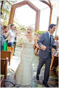 Wayfarer's Chapel Wedding Photography