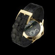 Expert craftsmanship #luxury #watch #men Watches, Luxury, Leather, Men, Accessories, Night, Wristwatches, Clocks, Guys