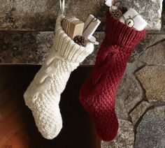 The White Stocking Poem- A Meaningful Christmas Eve Tradition Knit Stockings, Knitted Christmas Stockings, Christmas Knitting, Crochet Christmas, Merry Little Christmas, Christmas Love, Winter Christmas, Country Christmas, Beautiful Christmas
