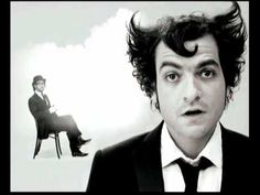 Matthieu Chedid and Sean Lennon - L'eclipse.... one of my favorite videos ever.
