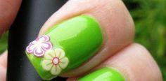 30 Fotos con decoración de uñas 2014
