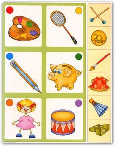 Preschool Education, Preschool Learning Activities, Brain Activities, Preschool Worksheets, Infant Activities, Preschool Activities, Teaching Kids, Kids Learning, Logic Games For Kids