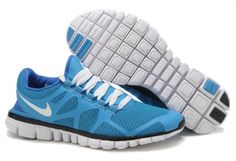 wholesale dealer 71b73 40443 Buy Women s Nike Free Running Shoes Blue White Black Cheap To Buy from  Reliable Women s Nike Free Running Shoes Blue White Black Cheap To Buy  suppliers.