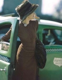 Street Fashion 1945