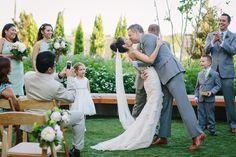 A Romantic Chicago Loft Wedding at Greenhouse Loft by Justine Bursoni Photography.
