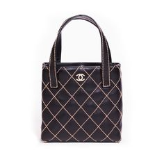 b2c491eea13f Shop authentic Chanel Quilted Surpique Bag at revogue for just USD 1