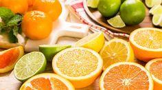 C-vitamiinin lähteet Grapefruit, Lime, Orange, Food, Health Insurance, Healthy Skin, Limes, Essen, Meals