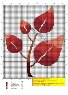 E__SUPER POINT CROIX_Arbres_ Cross Stitch Geometric, Butterfly Cross Stitch, Cross Stitch Tree, Cross Stitch Borders, Modern Cross Stitch, Cross Stitch Flowers, Cross Stitch Charts, Cross Stitching, Cross Stitch Embroidery