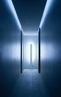 Marco Carini | Blanco Urban Spa | Lighting: Davide Groppi