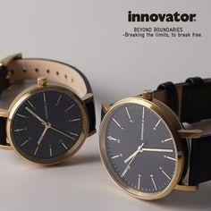 北欧らしいスタイリッシュモダンな時計 ENKEL #innovator #イノベーター #時計 #腕時計 #北欧 #sweden #スウェーデン #gift Omega Watch, Suitcase, Accessories, Suitcases