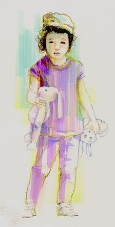 Made with Graph'it by Patric Baffou #drawing #kids #markers
