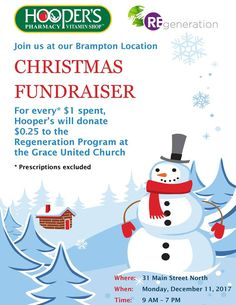 9 Am, December 11, Pharmacy, Fundraising, The Unit, Events, Healthy, Apothecary