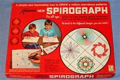 Spirograph, so much fun!
