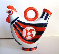 Sargadelos rooster