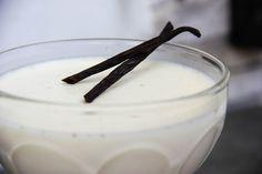 panna cotta alla vaniglia
