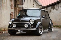 1993 Austin Mini Cooper S modifiée par BMC
