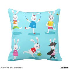 pillow for kids