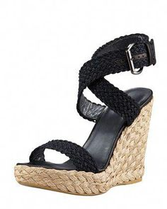 5d9eaa17bae2 Designer Wedges   Wedge Shoes at Neiman Marcus
