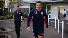 Roosters confirm which side Sonny Bill Williams will attack this season. Image credit Brett Costello, The Daily telegraph