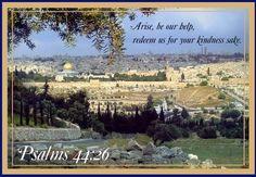 Psalm 44:26