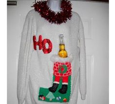 The Frisky - Photos - 10 Ridiculously Ugly Christmas Sweaters To Spread The Holiday Cheer