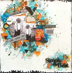 By Di Garling DT work for 2Crafty Chipboard. August 2015. My blog discreativespace.blogspot.com.au