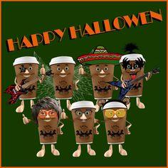 Happy Hallowen everybody!!!!