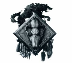 warhammer 40k spacewolves | Image - Space wolves logo.jpg - Warhammer 40K Wiki - Space Marines ...