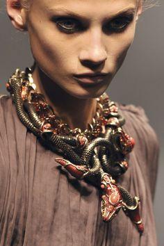Neckpiece for a Sand Snake of Dorne