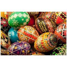 Easter egg styles from Central and Eastern Europe. Happy Easter everyone Egg Styles, Orthodox Easter, Greek Easter, Christ Is Risen, Ukrainian Easter Eggs, Ukrainian Art, Central And Eastern Europe, Egg Dye, Seasonal Celebration