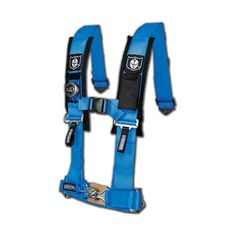Pro Armor Voodoo Blue Harness with Pads Pro Armor now offers a 4 point harness in Voodoo Blue it features harnesses with sewn in pads & a water resistant cell phone pocket to hold your iPhone, droid or player. Atv Accessories, Wrangler Accessories, Sport Atv, Sport Bikes, Voodoo Blue, Seat Belt Harness, Car Interior Design, H Style, Motosport