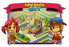 New Rock City: Work and Play