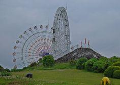 Amusement Park for the Brave: Fuji-Q Highland