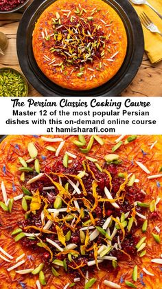 Master 12 of the most popular Persian dishes with this on-demand online cooking course. Cooking Courses, I Got This, Persian, Chili, Soup, Dishes, Iranian, Ethnic Recipes, Middle