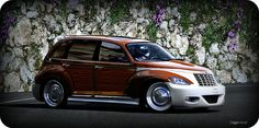 2004 Chrysler PT Cruiser Woody GT | Flickr - Photo Sharing!