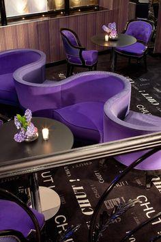 Secret de Paris hotel review....multiple seating
