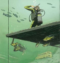 Lessons For Life: Helping Hand? | Scuba Diving