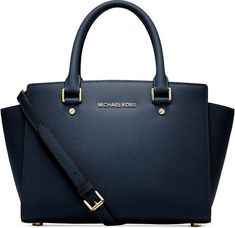 MICHAEL Michael Kors Handbag, Selma Medium Satchel