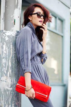Sleek & Slightly Understated - I love Chriselle Lim