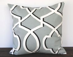 Pillow Throw Pillow Pillow Cover Cushion Toss by ThePillowPeople, $14.00