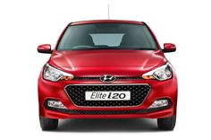 New Price Release 2015 Hyundai i20 Front View Model
